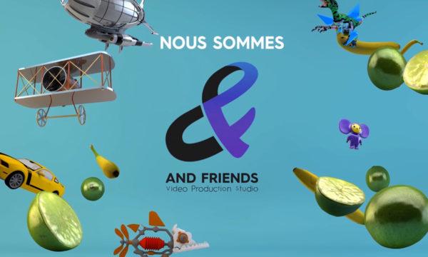 &FRIENDS – COUCOU VOUS !
