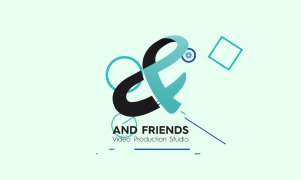 &FRIENDS FAIT DU MOTION-DESIGN !